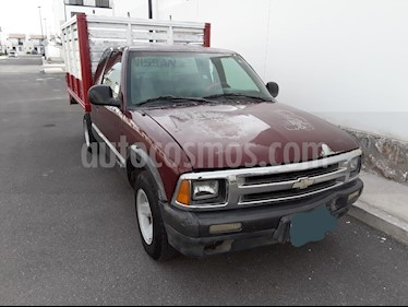 Foto venta Auto usado Chevrolet S-10 Pick-Up Larga, Man. 5 Vel. (1995) color Purpura precio $49,500