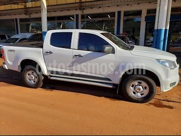 Foto venta Auto usado Chevrolet S 10 S10 2.8TD 4X4 DC LS L/17 (2014) color Blanco precio $869.000