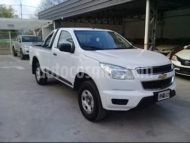 Foto venta Auto usado Chevrolet S 10 Serie Limitada 100 Anos 4x2 (2015) color Blanco precio $650.000