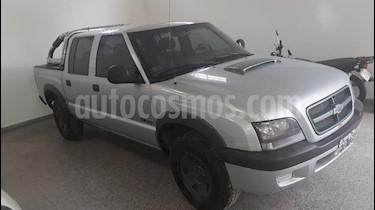 Foto venta Auto usado Chevrolet S 10 Serie Limitada 100 Anos 4x2 (2006) color Gris Claro precio $365.000