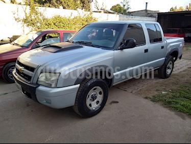 Foto venta Auto usado Chevrolet S 10 Serie limitada 100 anos 4x4 Aut (2010) color Gris Claro precio $490.000