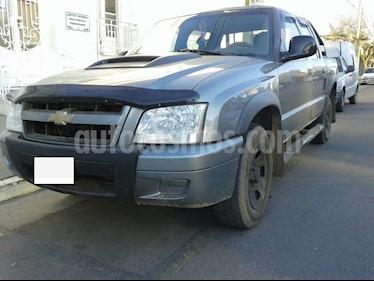 Foto venta Auto usado Chevrolet S 10 STD 2.8 TD 4x2 CD (2009) color Gris precio $380.000