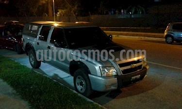 Chevrolet S 10 STD CD 2.8 4x2 TD usado (2012) color Gris Plata  precio $390.000