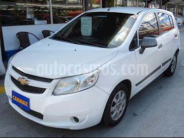foto Chevrolet Sail Hatchback 1.4 LT  usado (2013) color Blanco precio $23.900.000