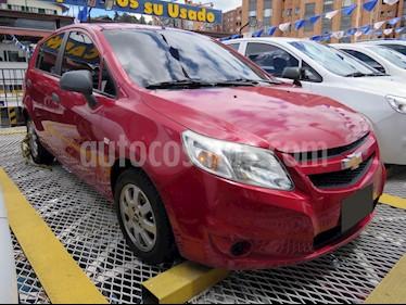 Foto Chevrolet Sail Hatchback 1.4 LT  usado (2015) color Rojo precio $23.900.000