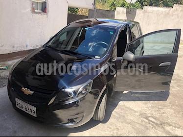 Chevrolet Sail Hatchback 1.4L Ac usado (2017) color Negro precio u$s14.000
