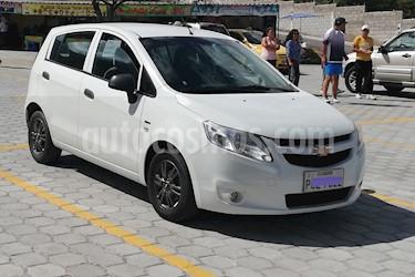 Chevrolet Sail Hatchback 1.4L Ac usado (2015) color Blanco precio u$s12.000