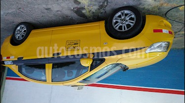 Chevrolet Sail Sedan 1.4L Ac usado (2013) color Blanco precio u$s14.000