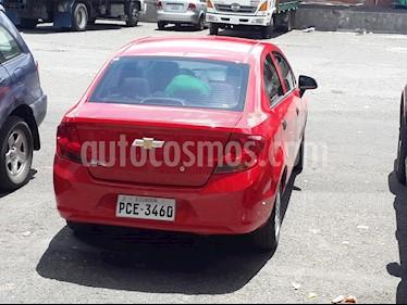 Foto venta Auto Usado Chevrolet Sail Sedan 1.4L Std (2013) color Rojo precio u$s12.000