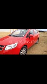 Foto venta Auto usado Chevrolet Sail 1.4 LS (2016) color Rojo precio $5.500.000