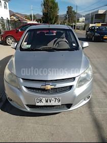 Foto venta Auto usado Chevrolet Sail 1.4  (2012) color Plata precio $3.300.000