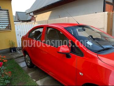 Foto venta Auto usado Chevrolet Sail 1.4L LT Classic (2014) color Rojo precio $4.000.000