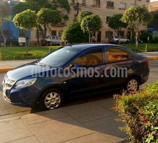 Chevrolet Sail  1.4L Plus usado (2014) color Azul precio u$s7,800
