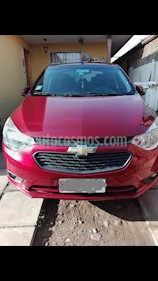 Chevrolet Sail 1.5L LS NB usado (2018) color Rojo precio $5.400.000