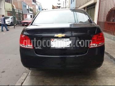 Chevrolet Sail  1.5L LT Full usado (2015) color Negro precio u$s7,800