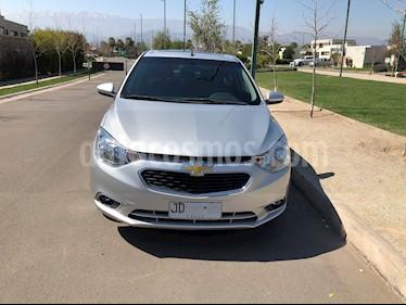 Foto Chevrolet Sail 1.5L LT NB usado (2017) color Plata precio $5.800.000