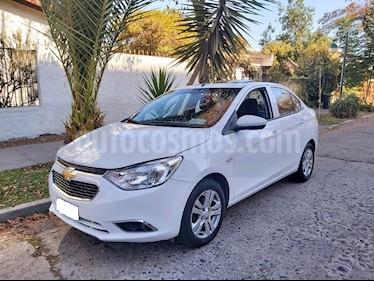 Chevrolet Sail 1.5L LT NB usado (2017) color Blanco precio $5.100.000