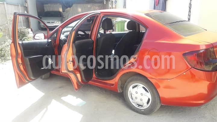 Chevrolet Sail 1.5L NB usado (2016) color Naranja precio $4.800.000
