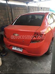 Chevrolet Sail 1.4L LT Classic usado (2013) color Rojo precio $3.000.000
