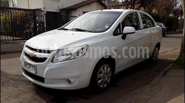 Chevrolet Sail 1.4 LS usado (2014) color Blanco precio $3.690.000