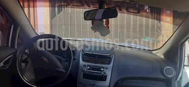 Chevrolet Sail LS 1.4   usado (2014) color Blanco precio $3.500.000