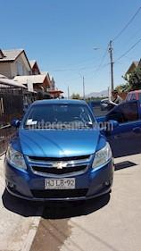 Chevrolet Sail LT 1.4  usado (2016) color Azul precio $4.300.000
