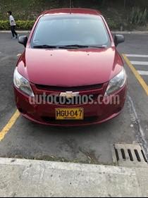 Chevrolet Sail LS  usado (2014) color Rojo precio $22.900.000