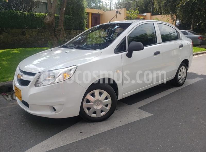 Chevrolet Sail LS Aa usado (2018) color Blanco precio $27.900.000