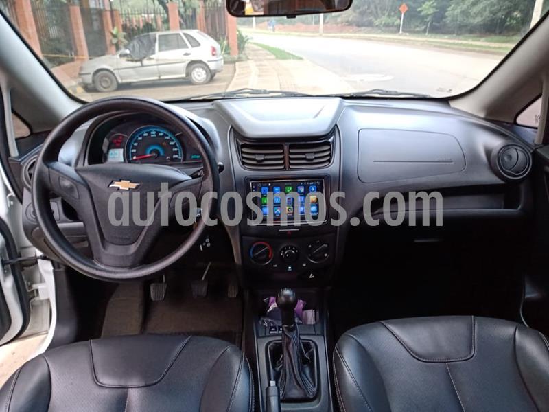 Chevrolet Sail LS usado (2018) color Blanco precio $29.500.000