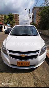Chevrolet Sail LT  usado (2017) color Blanco precio $26.000.000