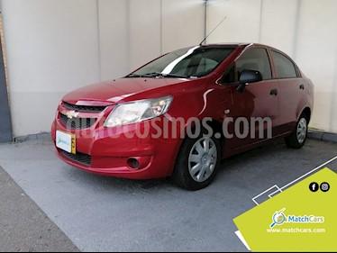 Chevrolet Sail LS usado (2019) color Rojo precio $28.990.000