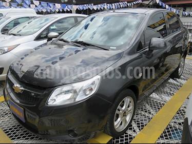 Foto Chevrolet Sail LTZ  usado (2017) color Gris precio $34.900.000
