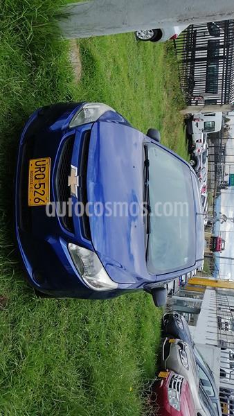 Foto Chevrolet Sail LS  usado (2015) color Azul precio $21.000.000