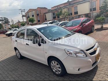 Chevrolet Sail LS Aa usado (2017) color Blanco precio $24.000.000