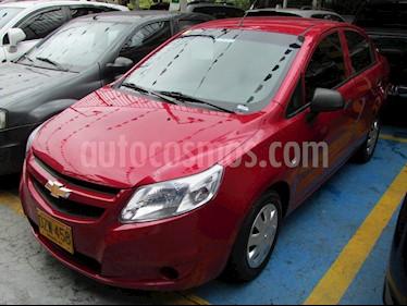 Chevrolet Sail LS Aa usado (2018) color Rojo precio $30.900.000