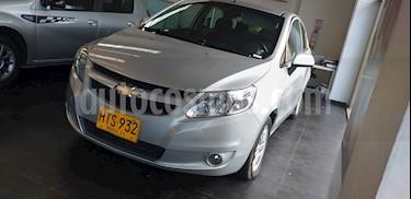 Chevrolet Sail LTZ  usado (2014) color Plata Brillante precio $26.900.000
