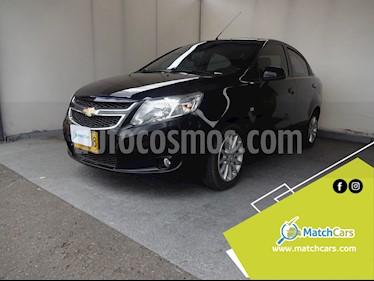 Chevrolet Sail LTZ  usado (2018) color Negro precio $32.390.000