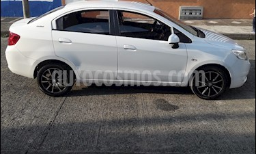 Chevrolet Sail LTZ  usado (2016) color Blanco precio $27.000.000