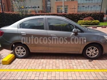 Chevrolet Sail LTZ usado (2014) color Gris Ocaso precio $27.000.000