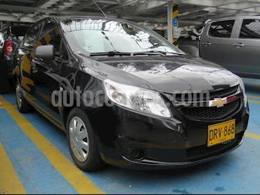 foto Chevrolet Sail LS Aa usado (2018) color Negro precio $31.900.000