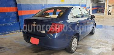Chevrolet Sail LS Ac  usado (2016) color Azul precio $22.000.000