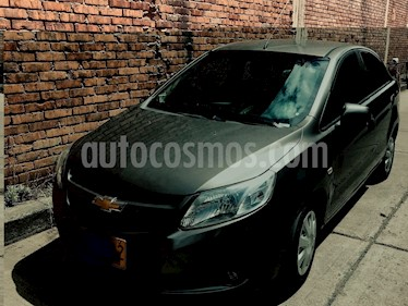 Chevrolet Sail LS Ac usado (2015) color Gris precio $24.200.000