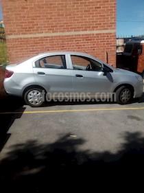 Chevrolet Sail LS Ac  usado (2018) color Plata precio $32.500.000
