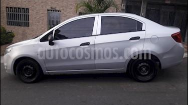 Chevrolet Sail LS Plus usado (2016) color Plata precio $25.000.000