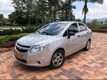 Chevrolet Sail LS usado (2019) color Plata precio $35.000.000
