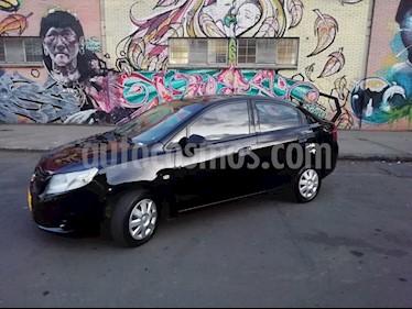 Foto venta Carro Usado Chevrolet Sail LS (2016) color Negro precio $23.500.000
