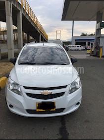 Chevrolet Sail LS usado (2016) color Blanco precio $26.000.000