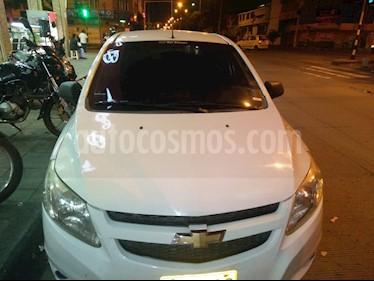 Foto Chevrolet Sail LS  usado (2013) color Blanco precio $23.000.000