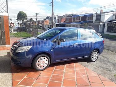 Chevrolet Sail LS  usado (2014) color Azul precio $22.000.000