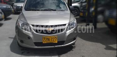 Foto venta Carro usado Chevrolet Sail LS  (2015) color Beige precio $22.500.000